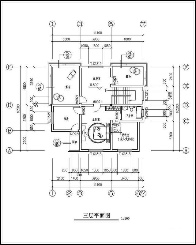 自建房(设计图)(2)