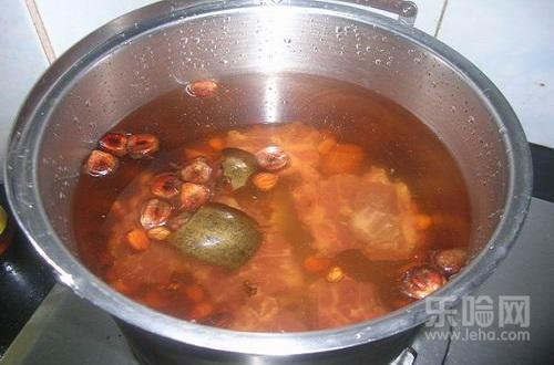 罗汉果煮粥4罗汉果枇杷叶粥图片