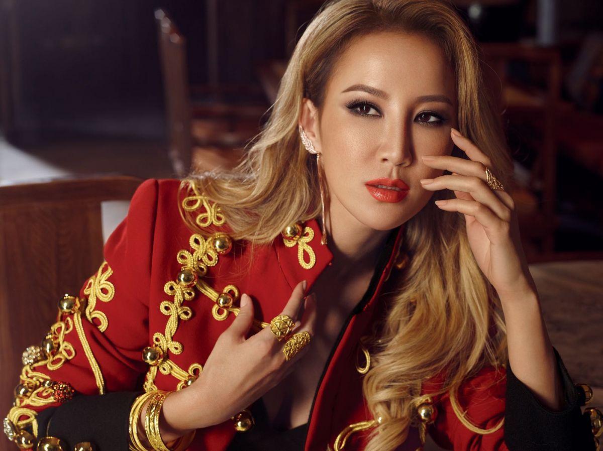 李玟暌违七年再度为金马献唱 展高难度唱功