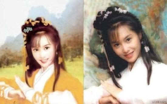 各位当红女星的古装造型盘点 周海媚刘诗诗李若彤(3)