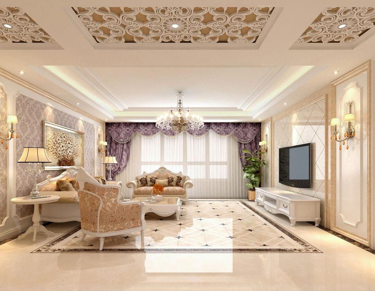 2,欧式风格家居装饰设计技巧