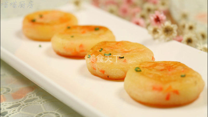田园土豆饼的做法 田园土豆饼么做好吃