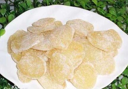 漳平明姜有200多年历史 已进入国际市场_龙岩