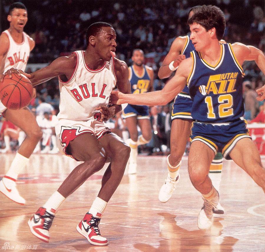 盘点NBA巨星首秀:艾弗森首秀即巅峰