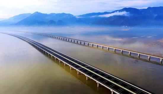 沈海復線寧德漳灣至連江浦口高速公路正式通車
