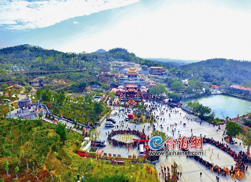 春节翔安区接待游客75.5万人次 香山成岛外最热门景区