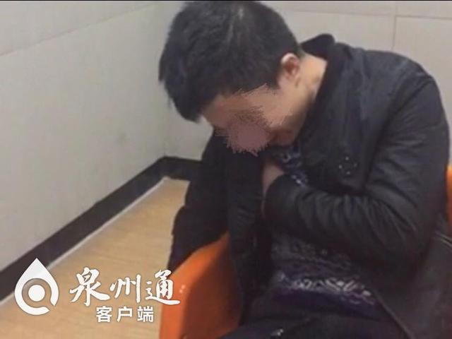 男子哭得很伤心-男子为换毒资行窃被警方抓获 哭得一塌糊涂