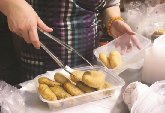 """泉州石狮老街的""""粿""""香""""粿""""味(组图)"""