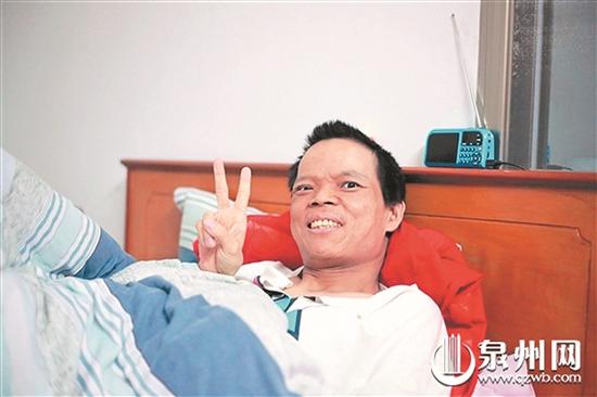 35岁的泉港义工王华鹰患癌去世 热心公益十余年临终不忘捐遗体
