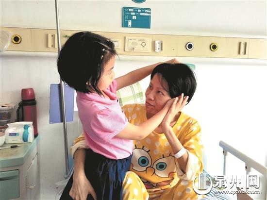 42岁单亲妈妈身患癌症:女儿,我多想看着你长大