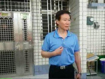 台警界前高官重返灭门案凶宅 称梦到蔡英文在此徘徊