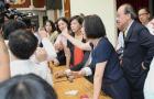 台湾反服贸学运推手黄国昌获