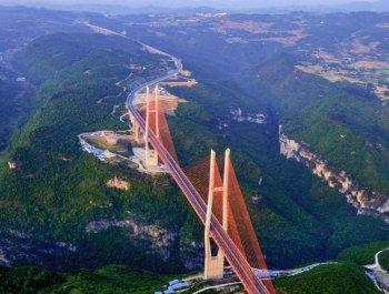 摄影师行驶4000多公里 把最美的桥都留在了镜头里