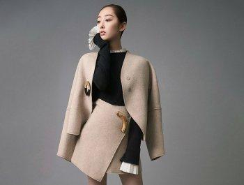 蒋梦婕最新封面大片 多重风格演绎质感人生
