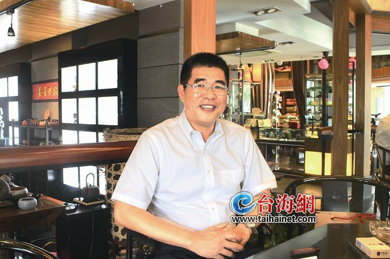 李世伟:台年轻人应多来大陆