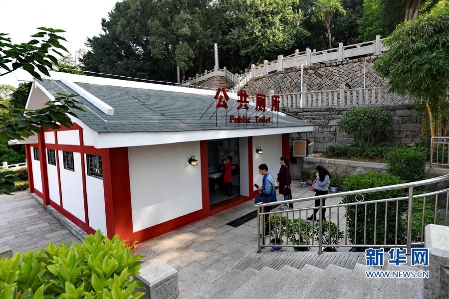 福州:提升景区公厕建设管理水平