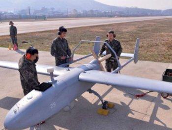 韩军拟组建杀手无人机部队抗衡威胁