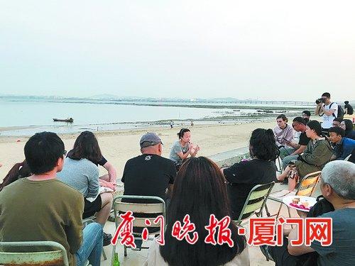 """一群""""新村民""""探索传统渔村文化与当代艺术交融实践"""