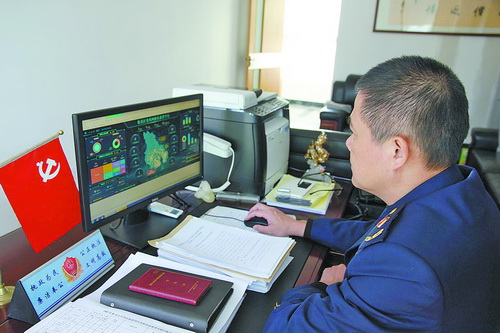 集美区市场监督管理局打造食品药品网格化监管