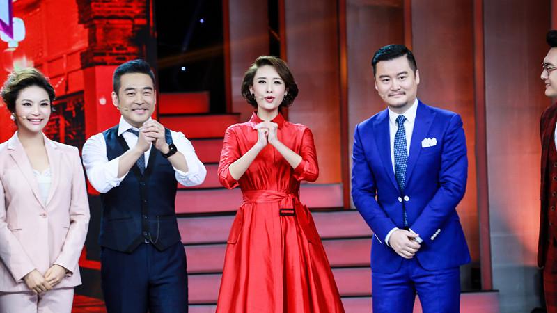 央视录春节喜乐盛宴 众主持送新春《幸福账单》图片