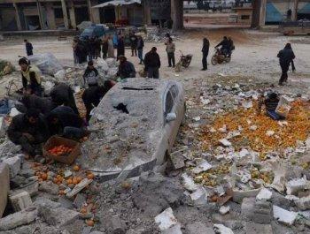 叙西北战事使10万人沦为难民:流离失所