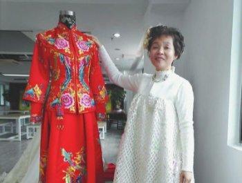 台湾服装设计师蔡美月的福建创业故事