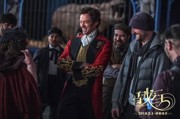 《马戏之王》上映首日获新片冠军 观众好评暴击