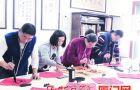 "bob官网:穿汉服学茶艺 建筑女铁人""柔美""过节"