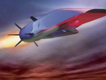 美军加快研发高超音速武器应对中俄