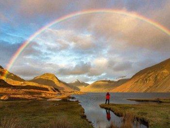 邂逅世界各地明媚彩虹