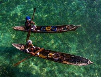 海上游牧者:东南亚巴瑶族人