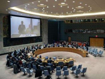 结合国安理睬再主要求叙利亚各方开火