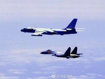 """中国空军发布闽南话版""""战神""""宣传片"""