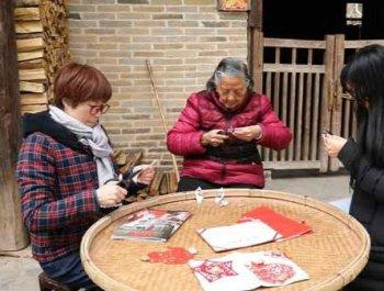 浦城剪纸:闽北古城里的指尖艺术