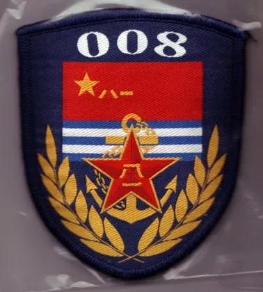 海军008任务臂章-海军识别标志里的秘密,当兵多年的老海军都不一定