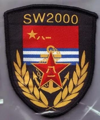 000军事演习臂章-海军识别标志里的秘密,当兵多年的老海军都不一