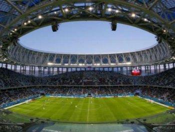 俄罗斯世界杯前夕 走进伏尔加格勒体育场