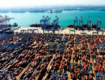 中国向世界敞开怀抱