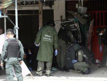 泰国南部边境多地提款机发生连环爆炸