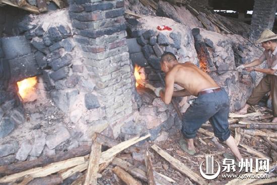 德化三班镇洞上:古老陶艺村迎来现代风