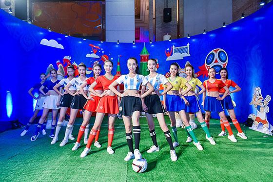 石狮服装企业成为全球首家FIFA世界杯官方区域赞助的商务正装品牌