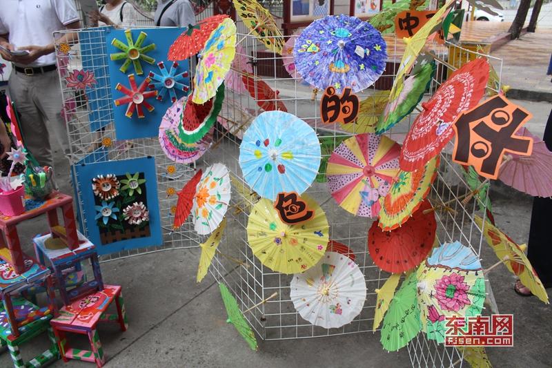 """泉州鲤城:""""垃圾分类在行动·美丽金山践于行""""宣传活动举行"""