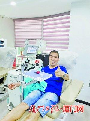 厦门去年总献血近17吨 今年用血压力仍然存在