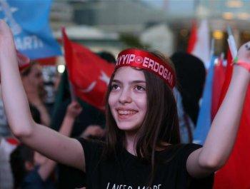 埃尔多安在土耳其总统选举中获胜