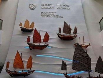 走进中国第一家海事博物馆
