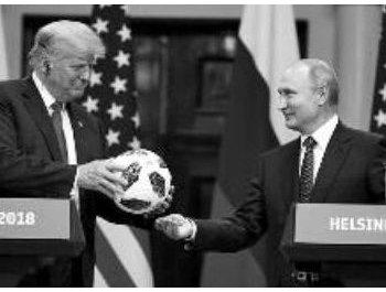 """特朗普有""""把柄""""在普京手里?"""