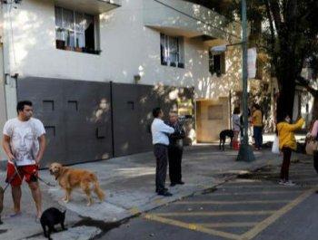 墨西哥南部地区发生5.7级地震