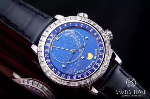 人类登月日 | 你与宇宙星空只差一枚腕表的距离
