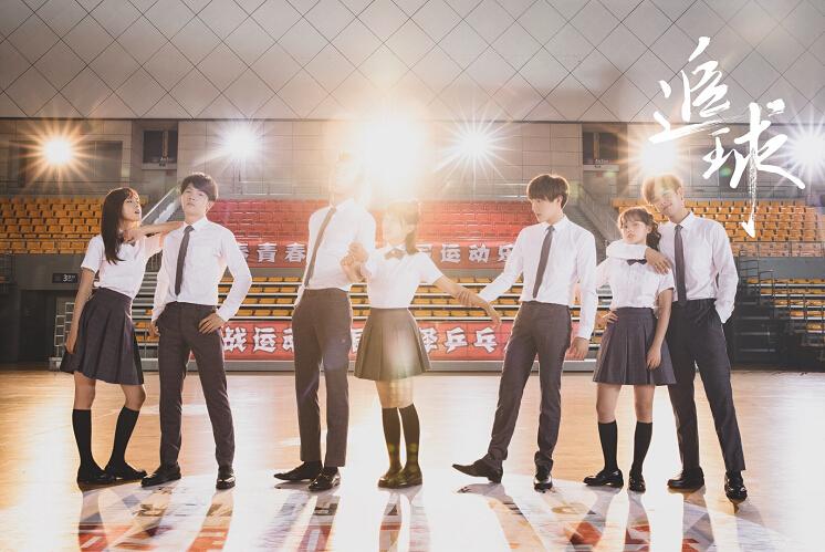 影视新锐任性文化聚焦热血竞技 《追球》举行探班