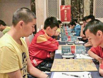 同安少年成福建首位少年象棋赛冠军